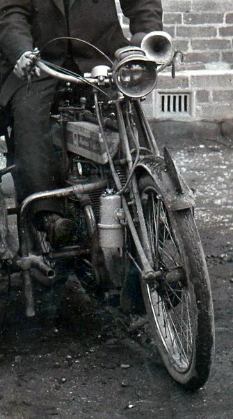 Haden  Motorcycle