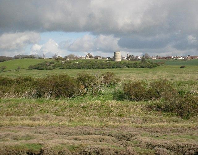 Hadleigh Marsh - geograph.org.uk - 764477