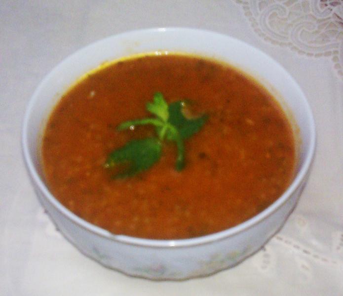 Harira oranaise