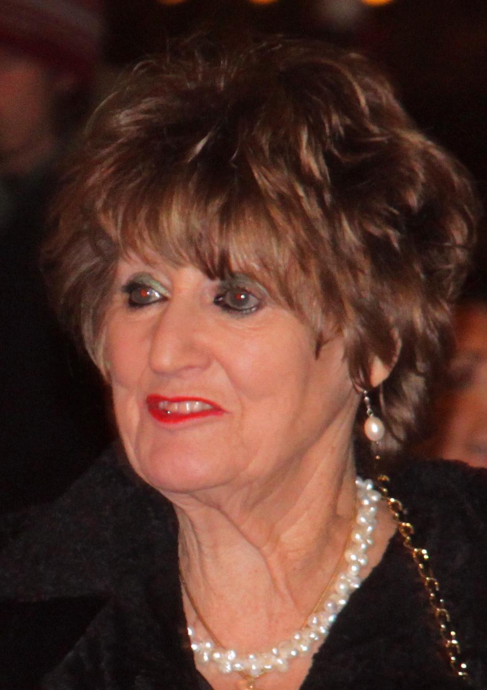 Hedy d'Ancona in 2010