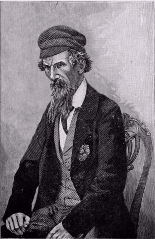 Sir Henry Montgomery Lawrence, British Commissioner of Oudh who died during the siege of Lucknow - Indian Rebellion of 1857