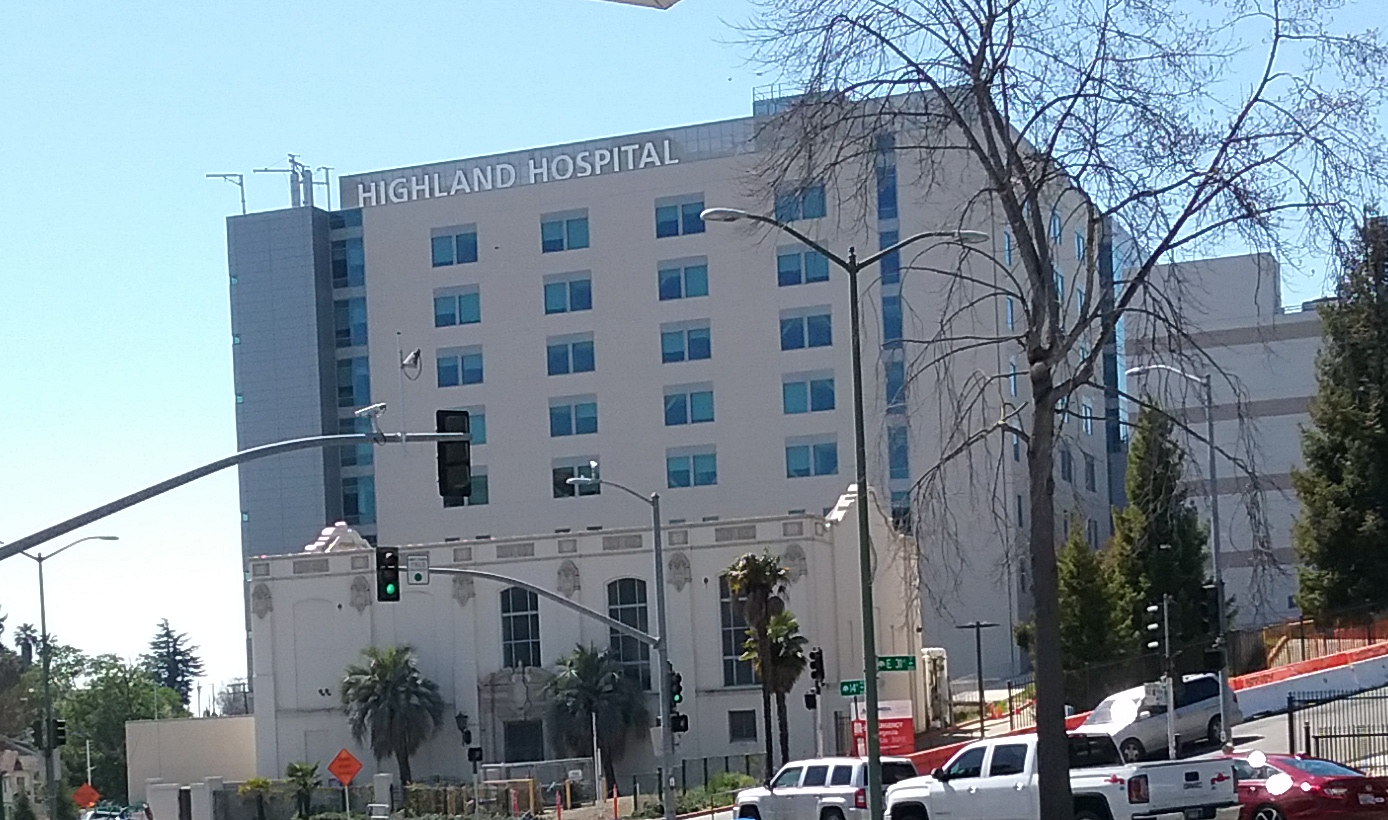 Highland Hospital (Oakland, California) - Wikipedia