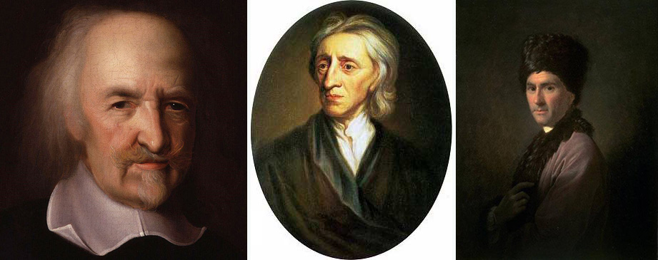 political philosophy locke and rousseau essay Essay: the political philosophy of john locke  the influence of the political philosophy of john locke on the founding fathers and the political documents they .