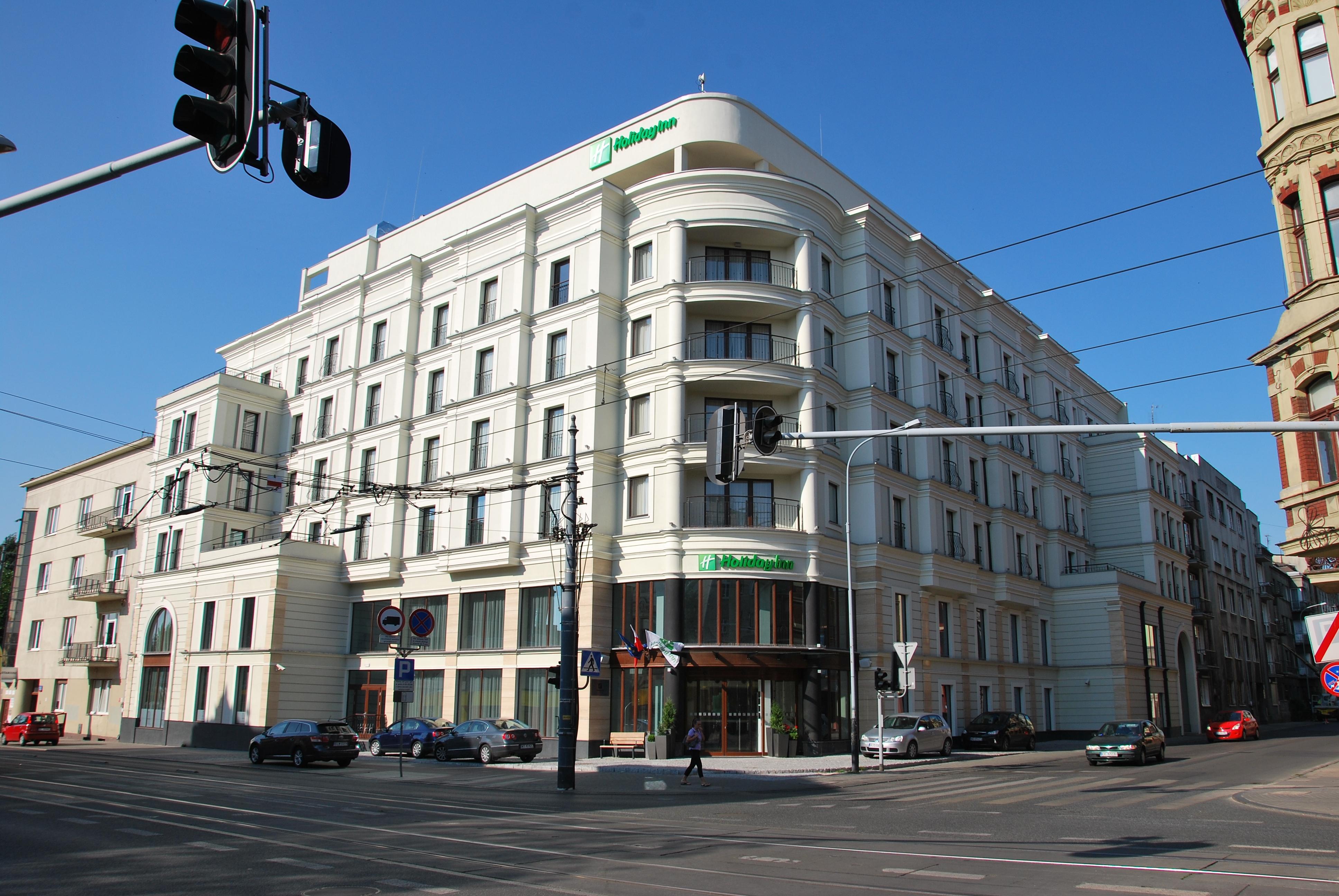 Hotel Holiday Inn Berlin City East Side