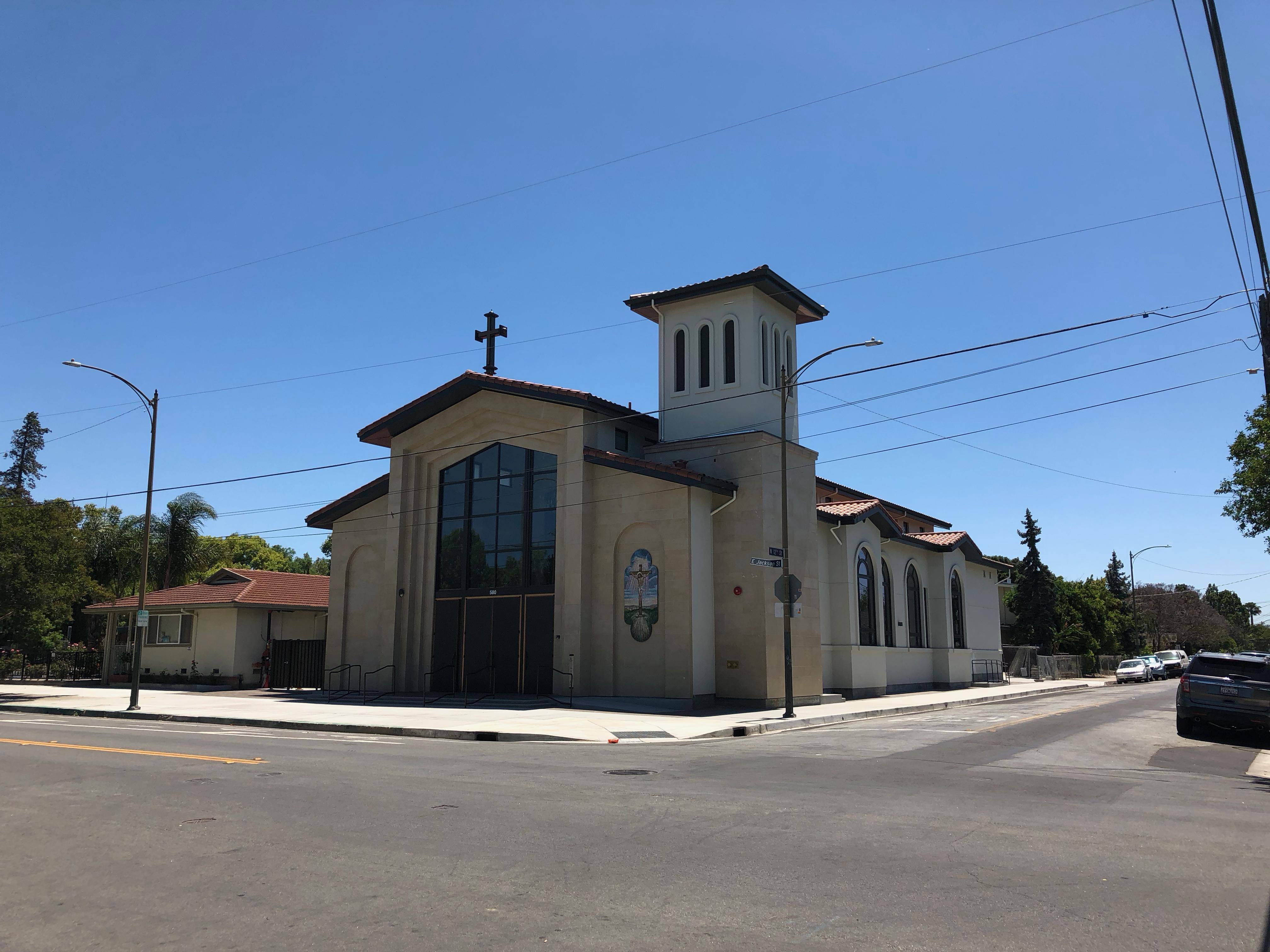 Holy Cross Church (San Jose, California) - Wikipedia
