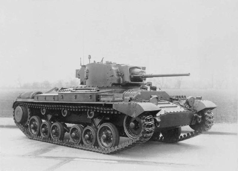 Valentine Tank Variants | RM.
