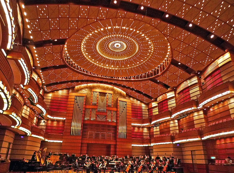 Petronas Philharmonic Hall - Wikipedia