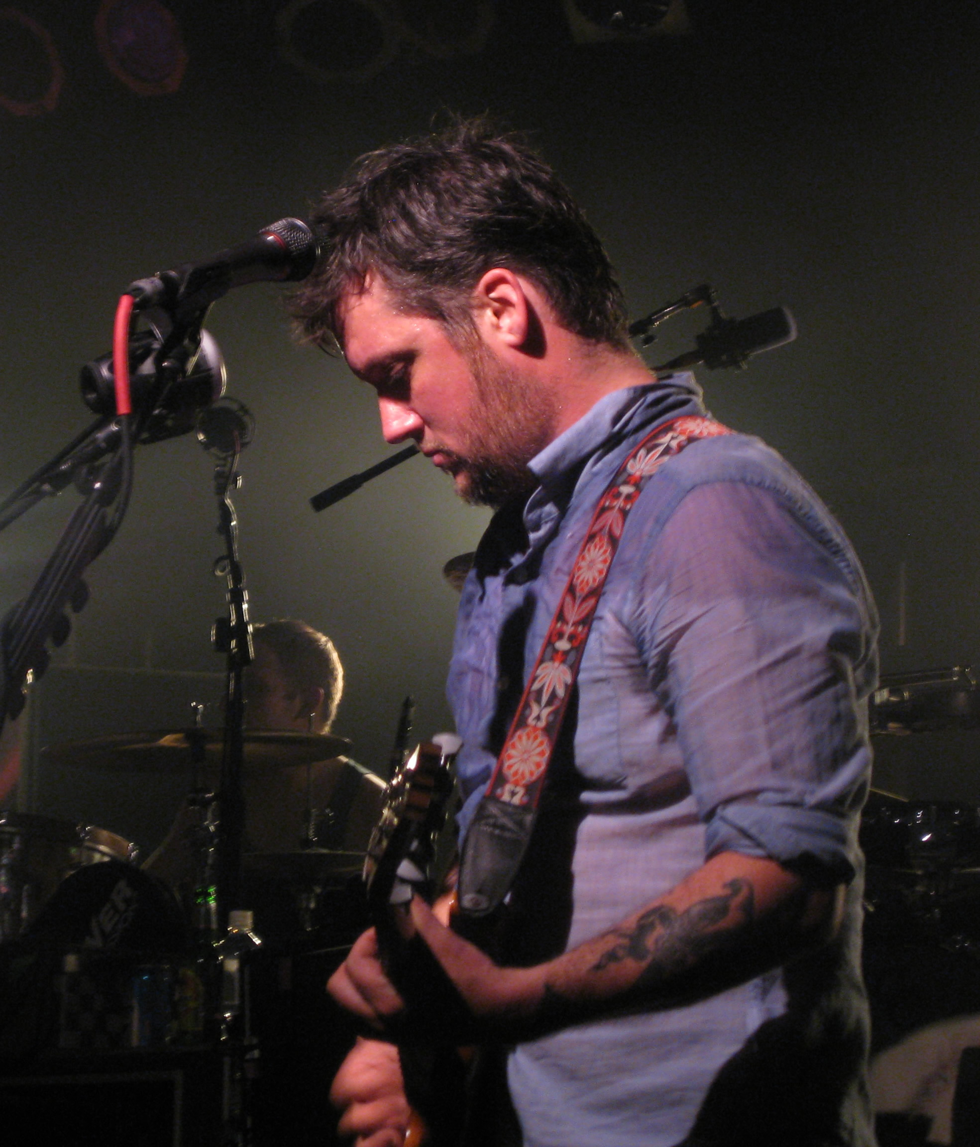 Picture of a band or musician: Isaac Brock