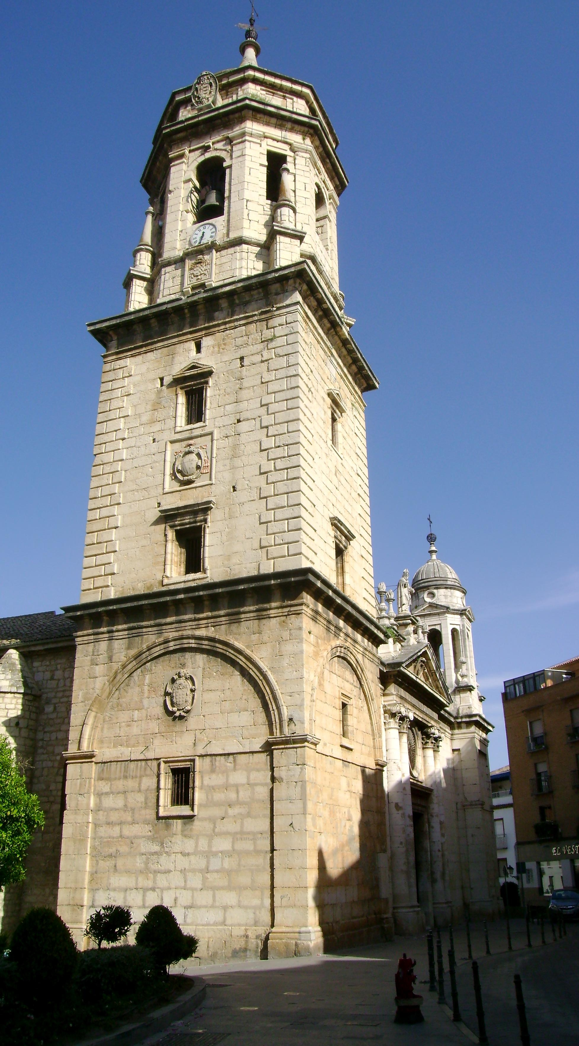 a271ab92ade Basílica de San Ildefonso (Jaén) - Wikipedia
