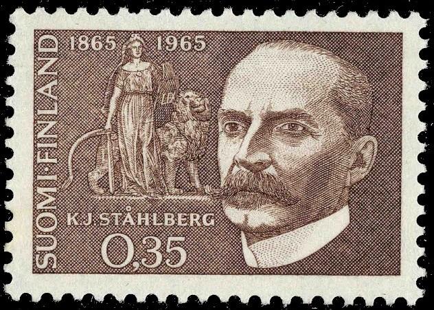 Kaarlo Ståhlberg