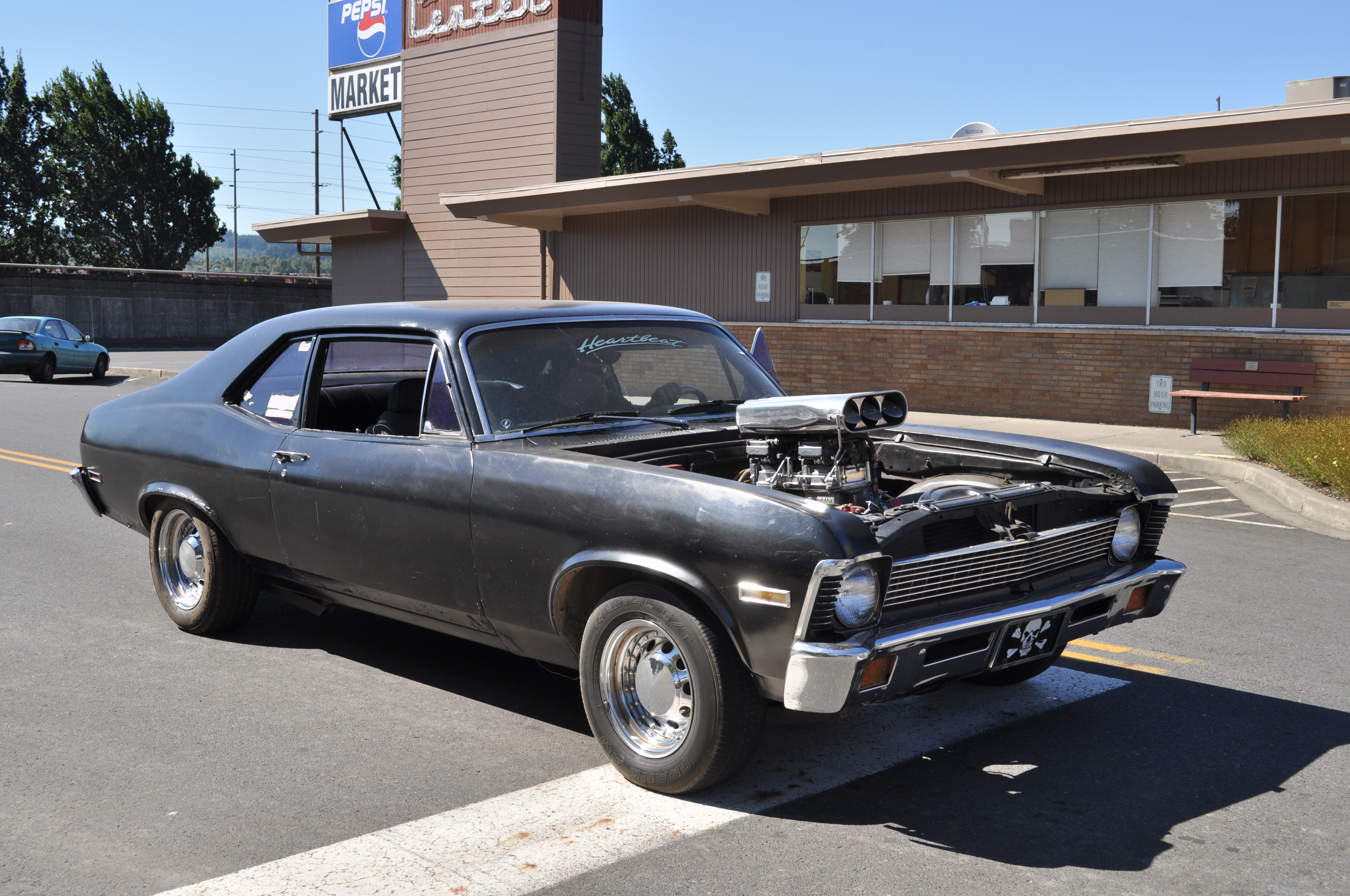 a history of the chevrolet nova and chevy ii in automotive history Chevrolet nova automotive industry  in its original form it was the top model in the compact car chevy ii range and was marketed as the chevrolet chevy ii nova .