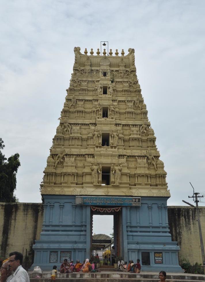 kaleshwara mukteswara swamy temple