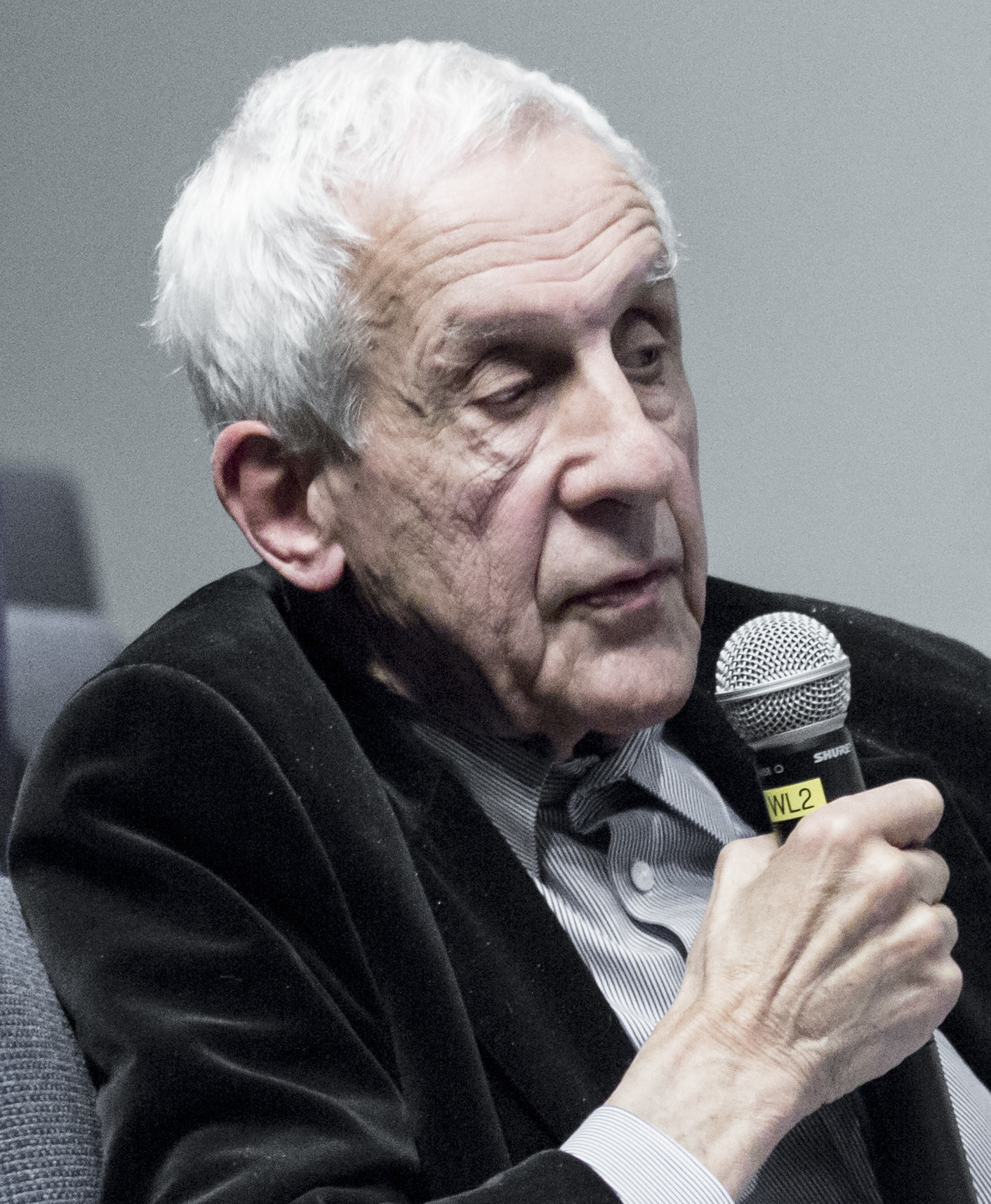 Kenneth Frampton at GSAPP (2014)