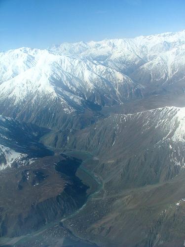 [Panj River, Tajikistan]