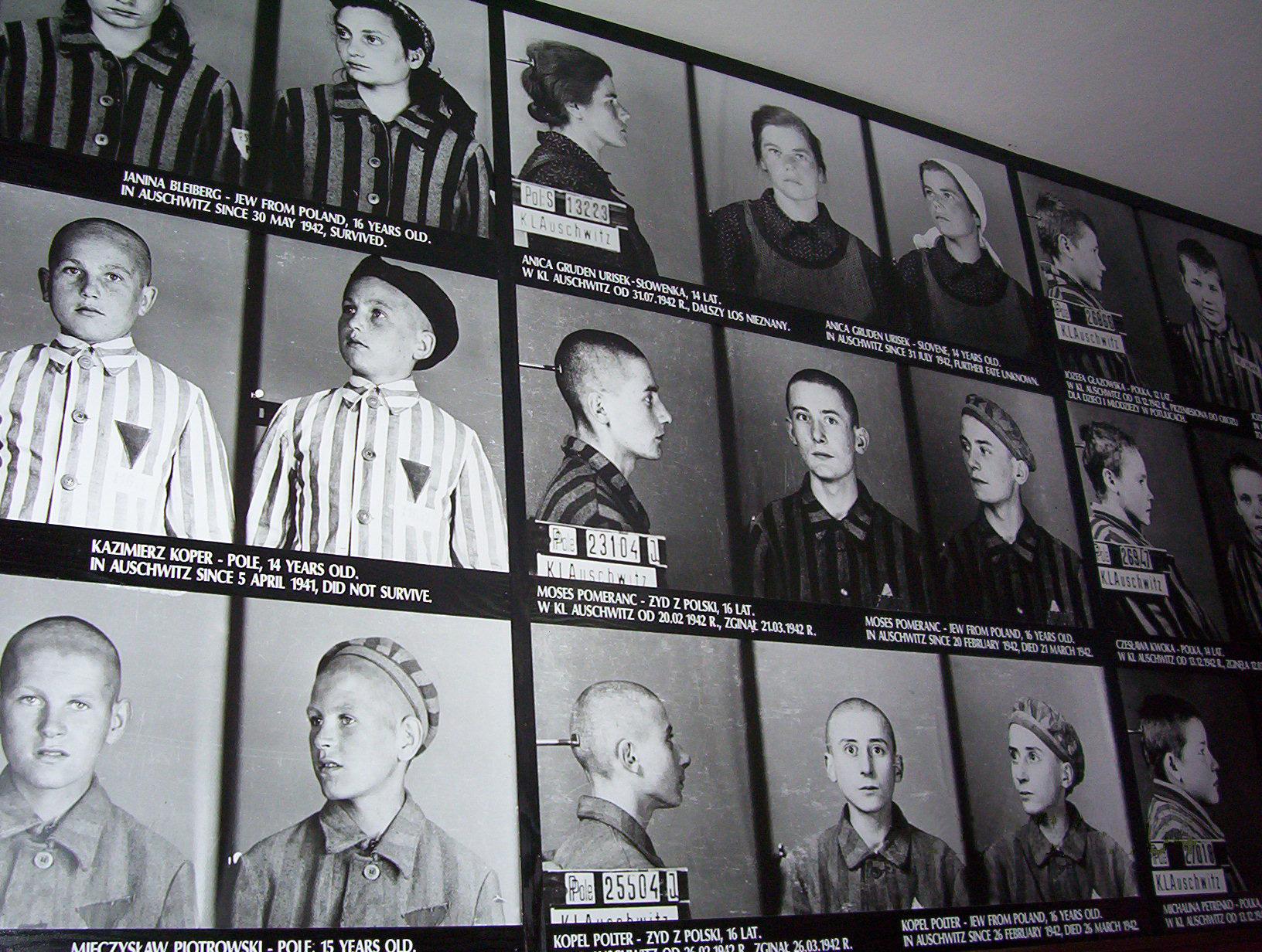 Holocaust überlebende Liste