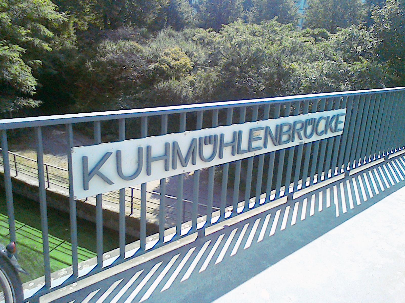 Kuhmühlen file kuhmühlenbrücke jpg wikimedia commons