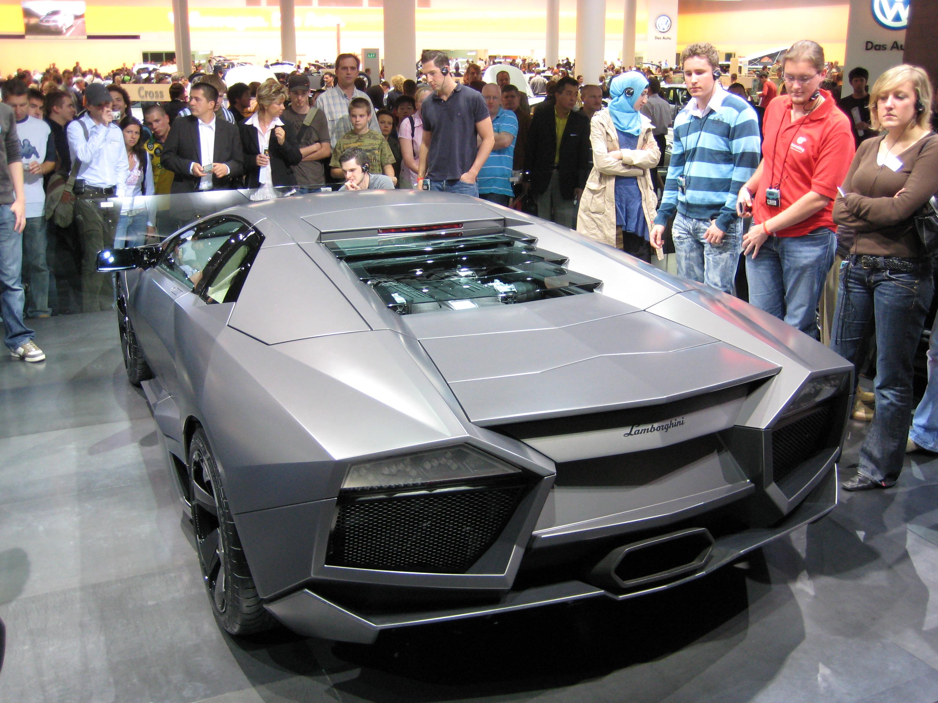 File Lamborghini Reventon Jpg Wikimedia Commons