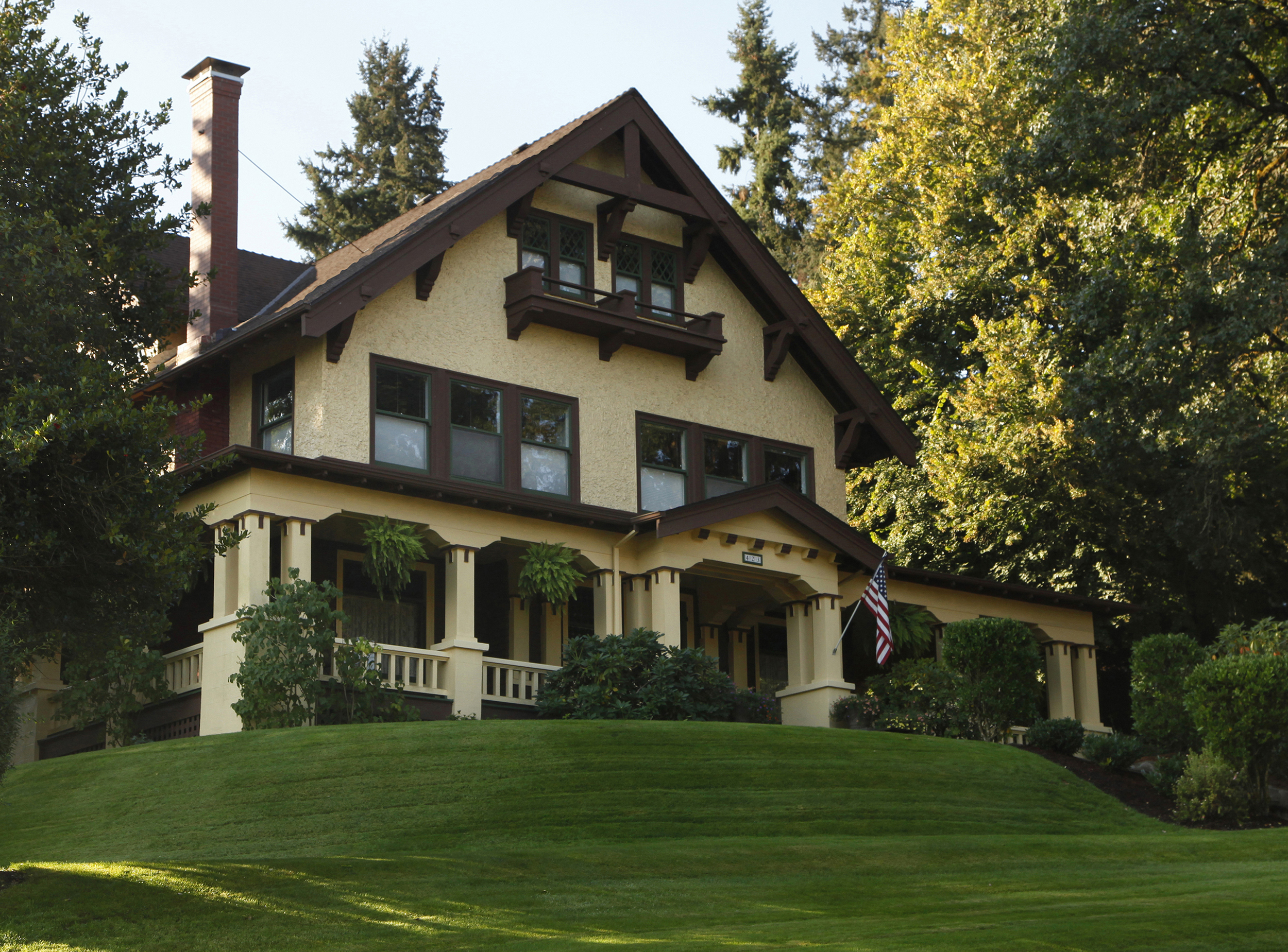 Houses on the national register of historic places in oregon for Building a home in oregon