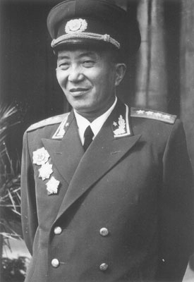 The purge of General Luo Ruiqing solidified the Army's loyalty to Mao Luo Ruiqing.jpg