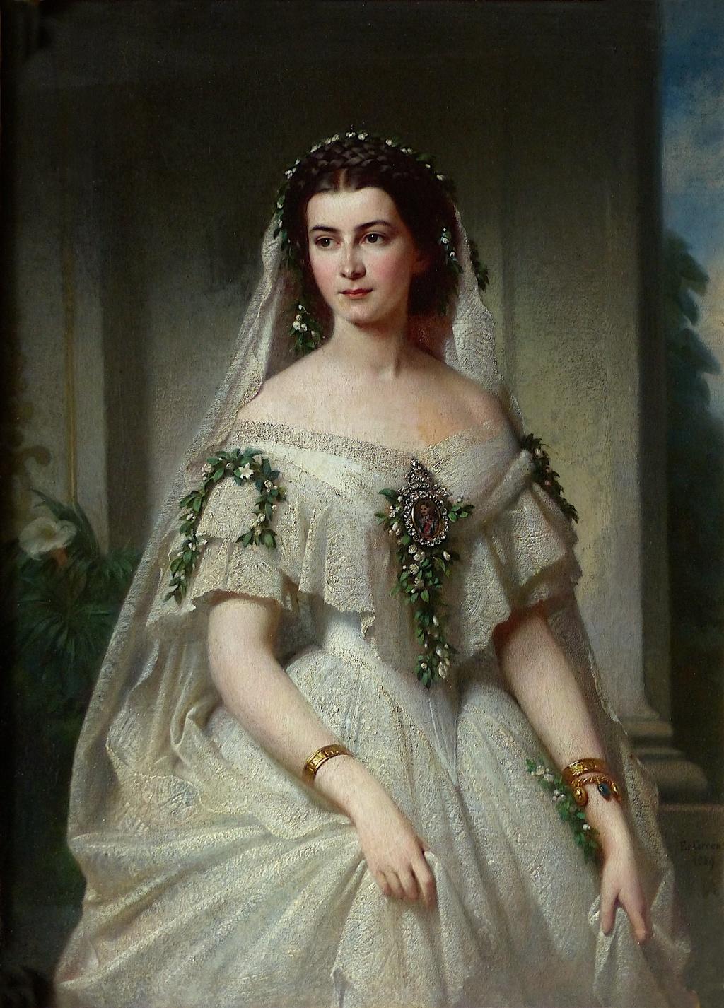 File:Marie als Braut.jpg - Wikimedia Commons