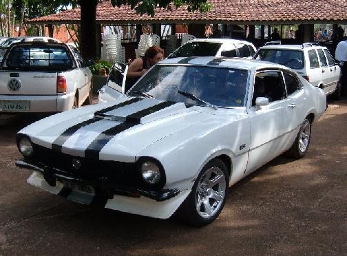 Ford Maverick Muscle Car For Sale