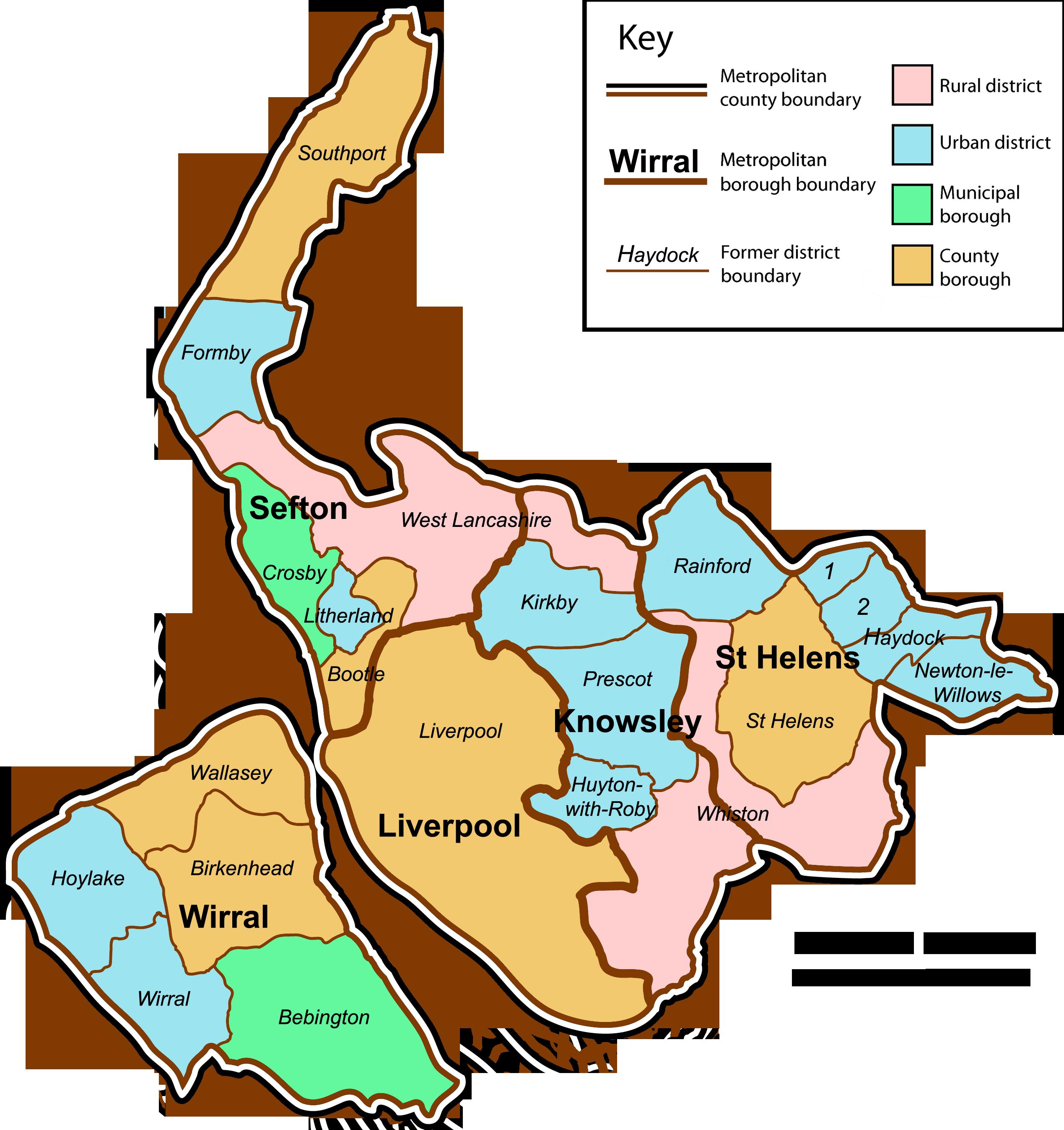 Map Of Liverpool Area Hispanic Liverpool | Methodology Map Of Liverpool Area