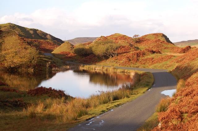 Morning in the Fairy Glen - geograph.org.uk - 596965