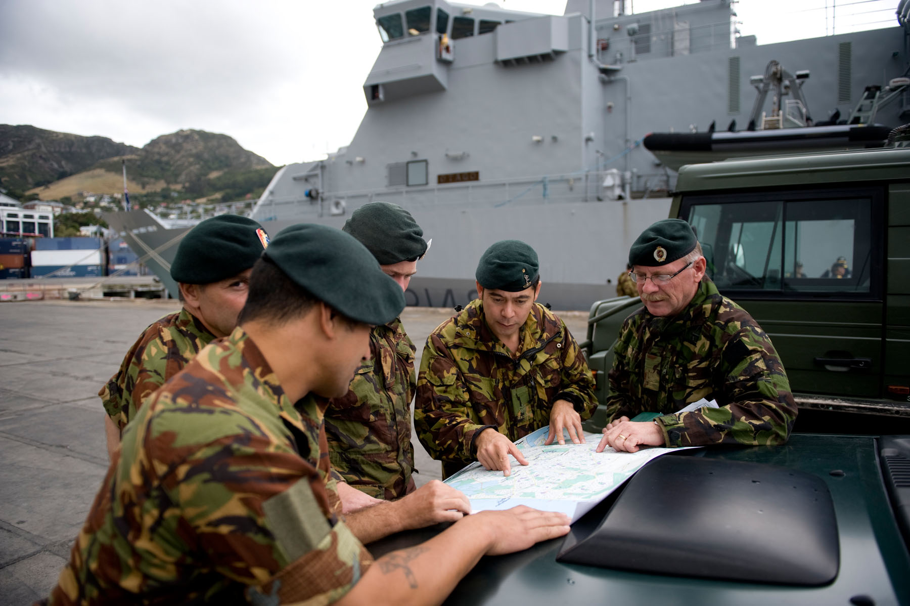 Military dating in nz