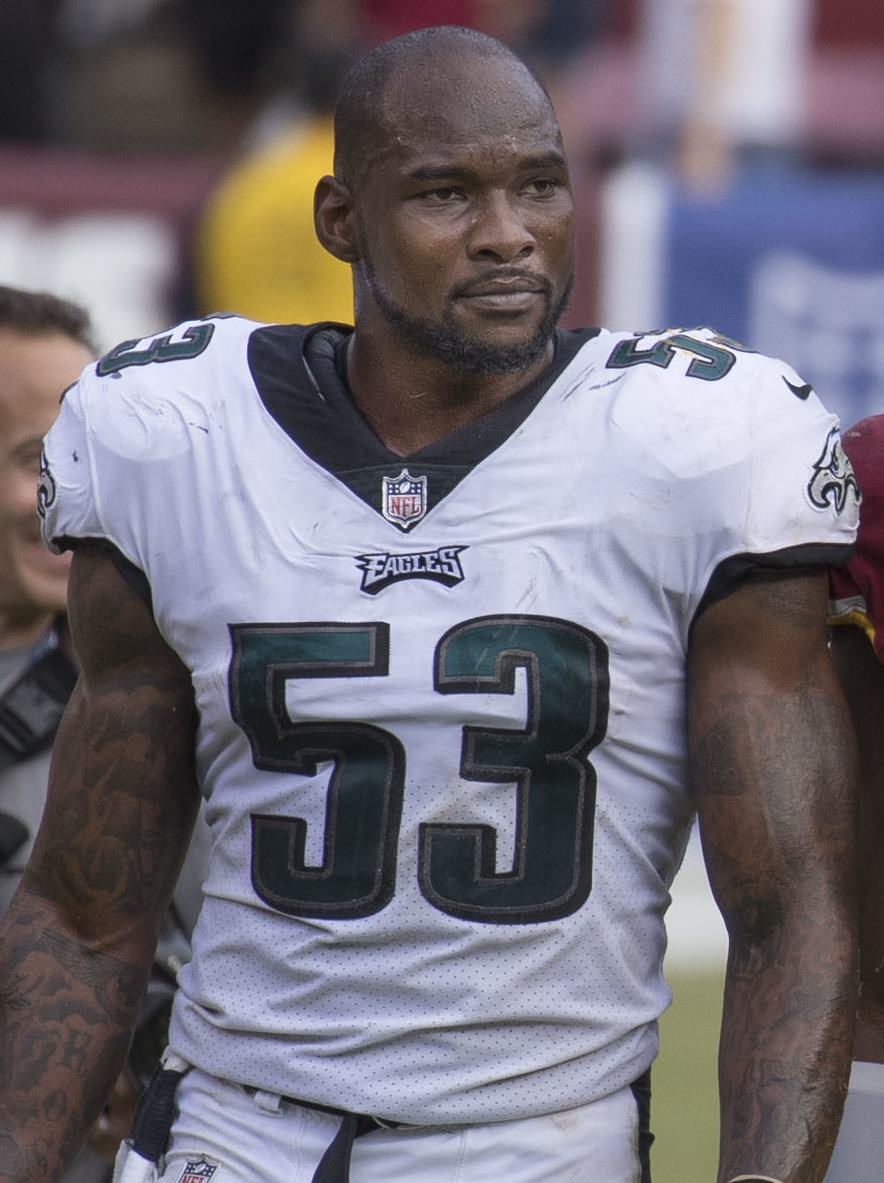 Nigel Bradham. From Wikipedia ... c137cf897