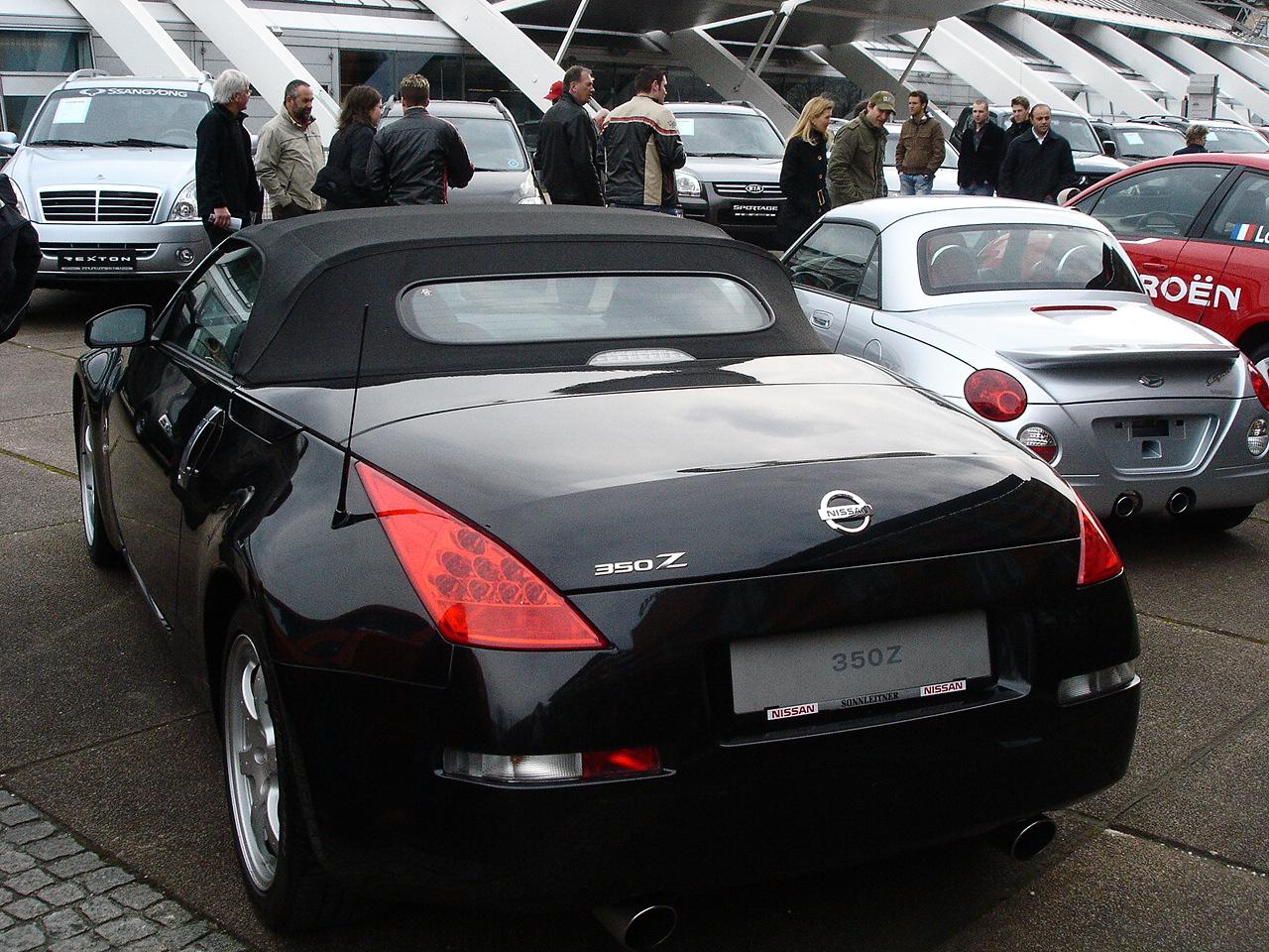 Nissan 350z Black File:Nissan 350...
