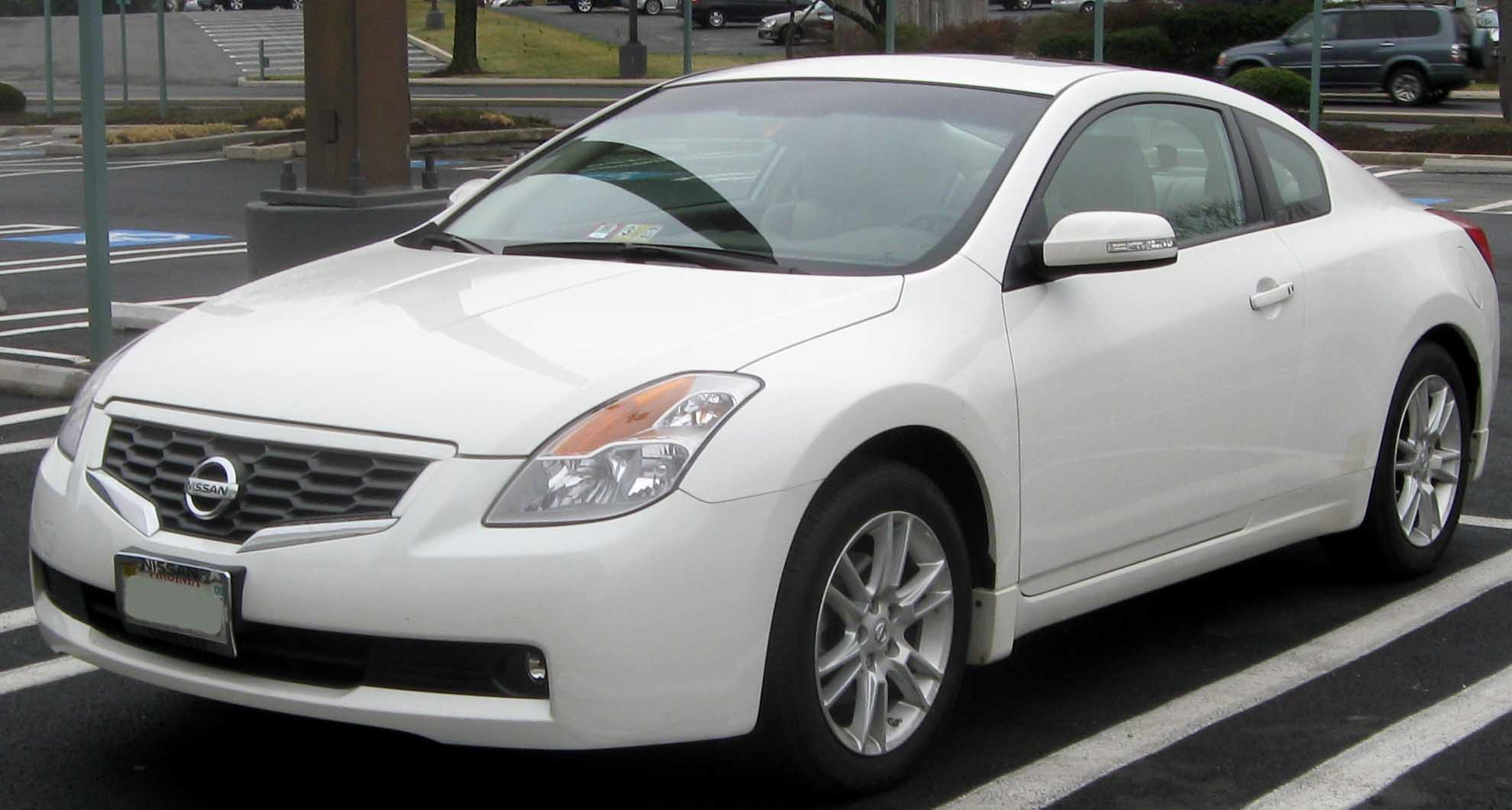 File Nissan Altima Coupe Jpg Wikimedia Commons