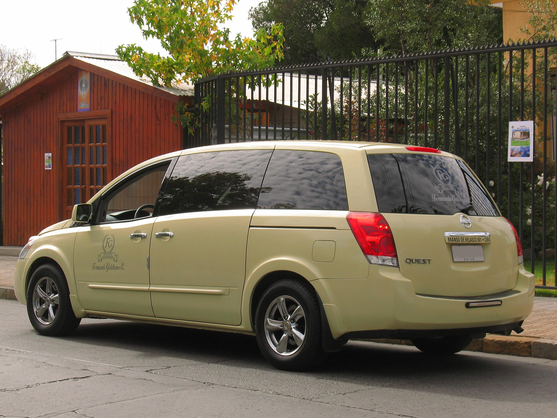 File:Nissan Quest hearse 2008 (13994199118).jpg ...