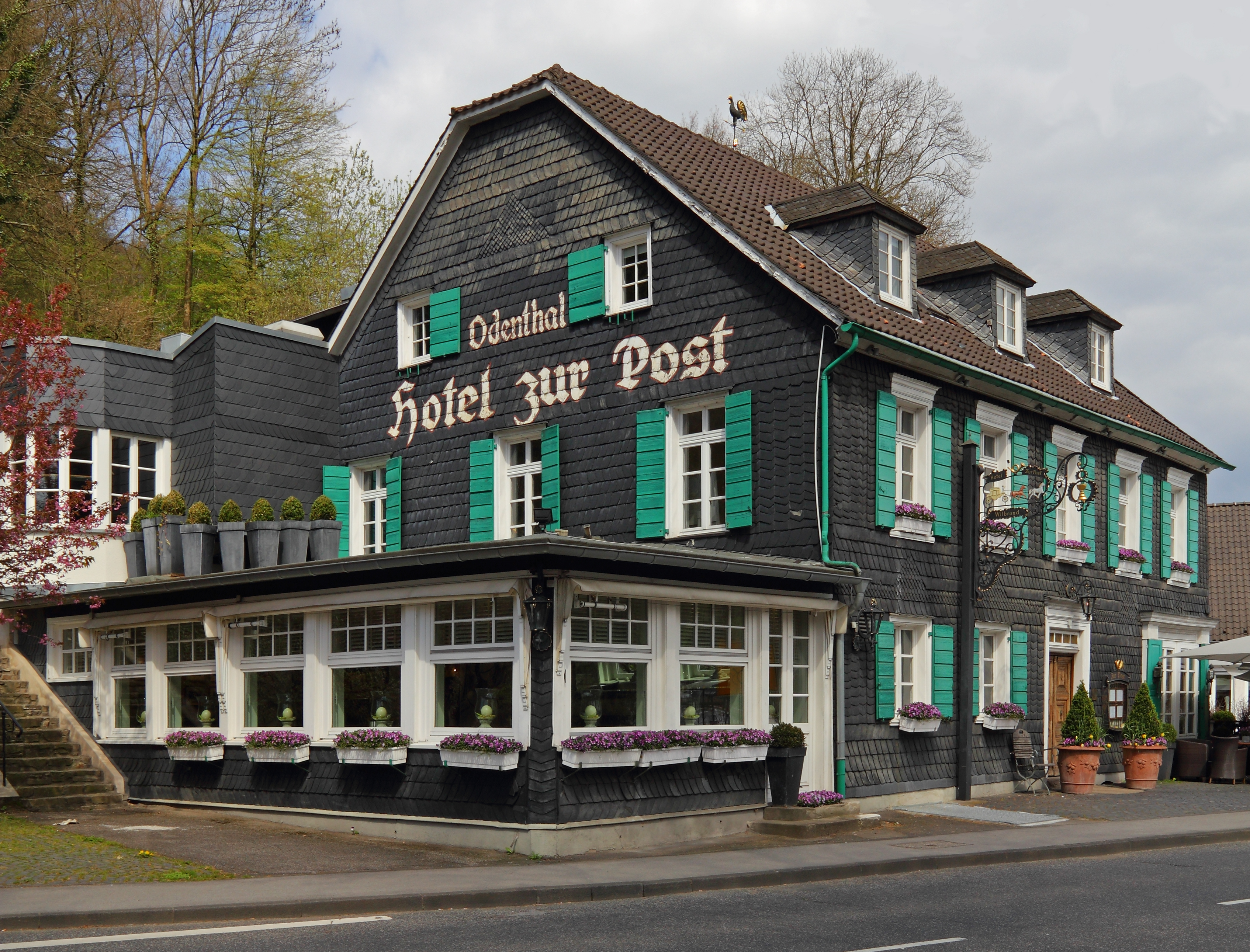 Odenthal Hotel Post