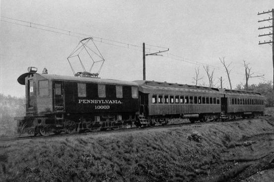 Pennsylvania Railroad Odd D 10003  Wikipedia