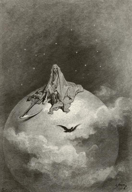 Gustave Doré Paul_Gustave_Dore_Raven1