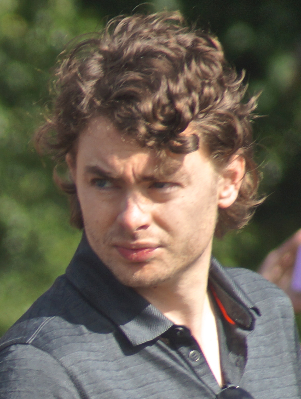Picture of an author: Paul Joseph Watson