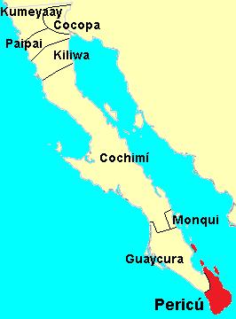 Pericu map