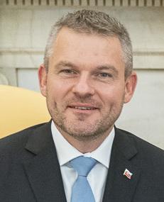 Peter Pellegrini Slovak politician, 6th Prime minister of Slovakia