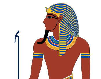Insignien Pharao