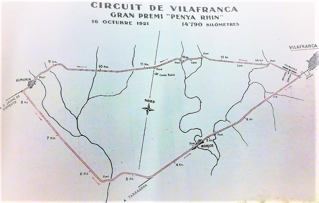 circuit de vilafranca del pened s viquip dia l 39 enciclop dia lliure. Black Bedroom Furniture Sets. Home Design Ideas