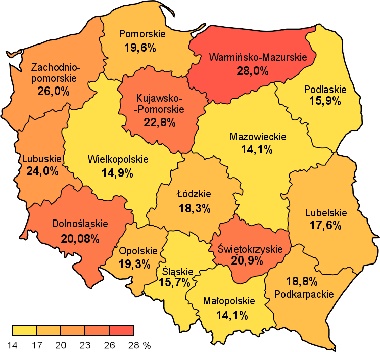 map of poland with Plik Polska Bezrobocie 2006 on Implementation Of The Training Within Industry Twi At Autoliv Poland as well d8 ad d9 88 d9 84  d8 a7 d9 84 d9 85 d8 a7 d9 86 d9 8a d8 a7 together with Hang En Cave Phong Nha Travel in addition West Wales County Planning Wall Map 1729 P moreover Toruń.