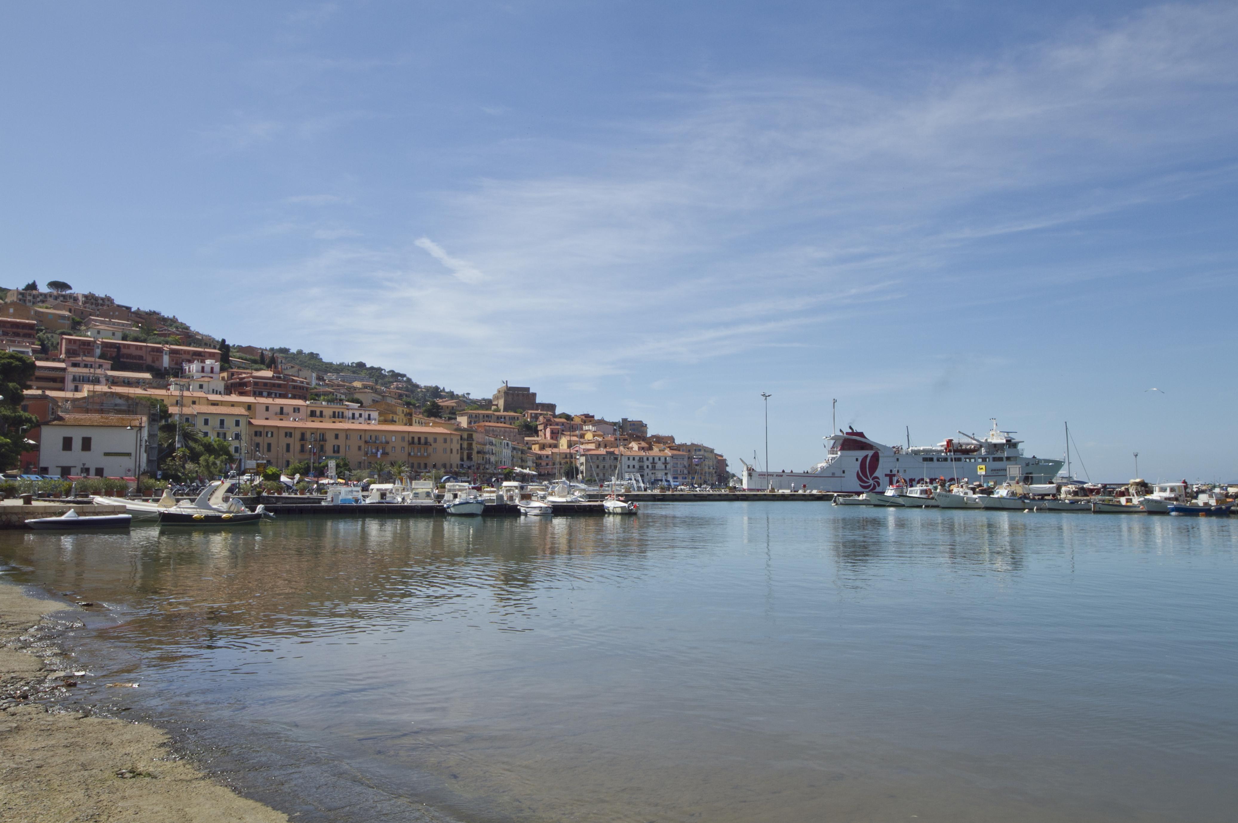 Porto Santo Stefano, Grosetto