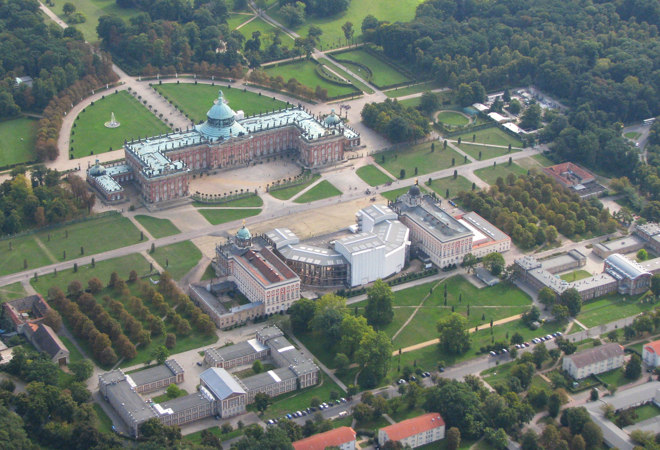 Image result for neues palais potsdam
