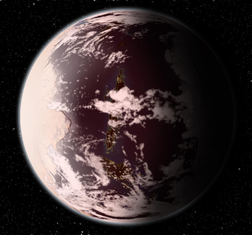 Habitabilidad en sistemas de enanas rojas wikipedia la for La b b