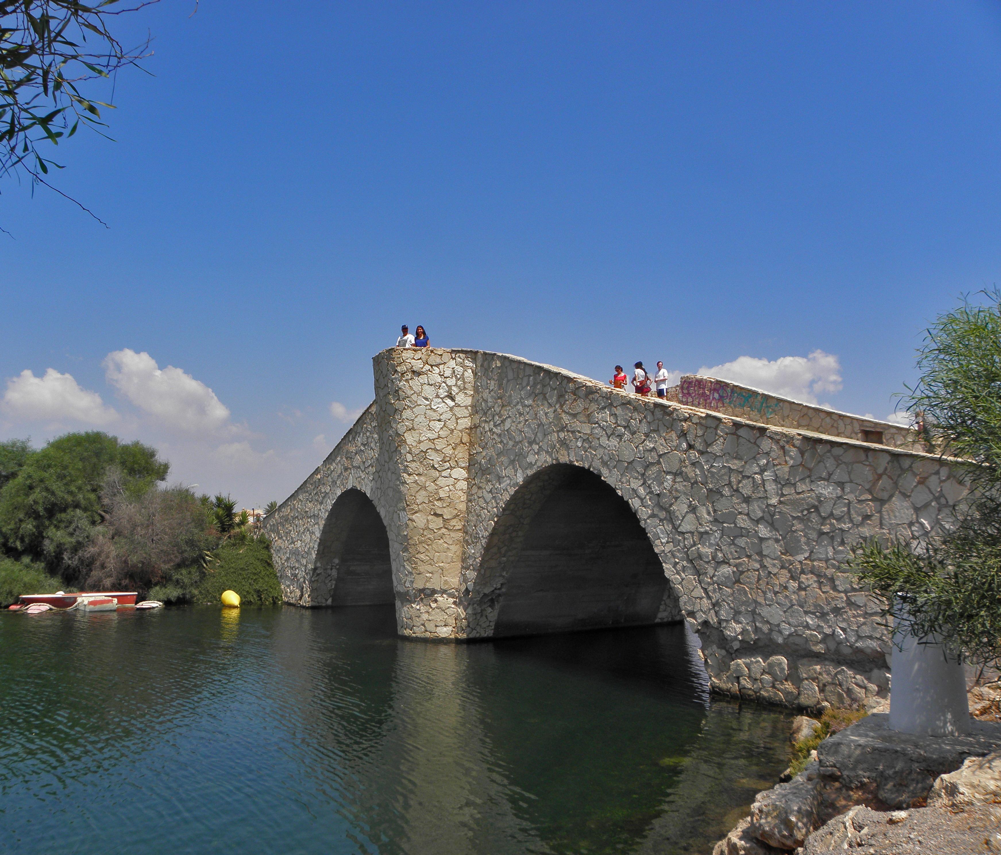File:Puente De La Risa (La Manga Del Mar Menor).jpg