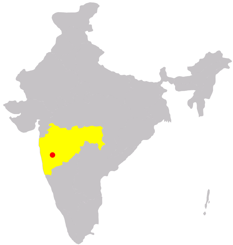 Mapa indie