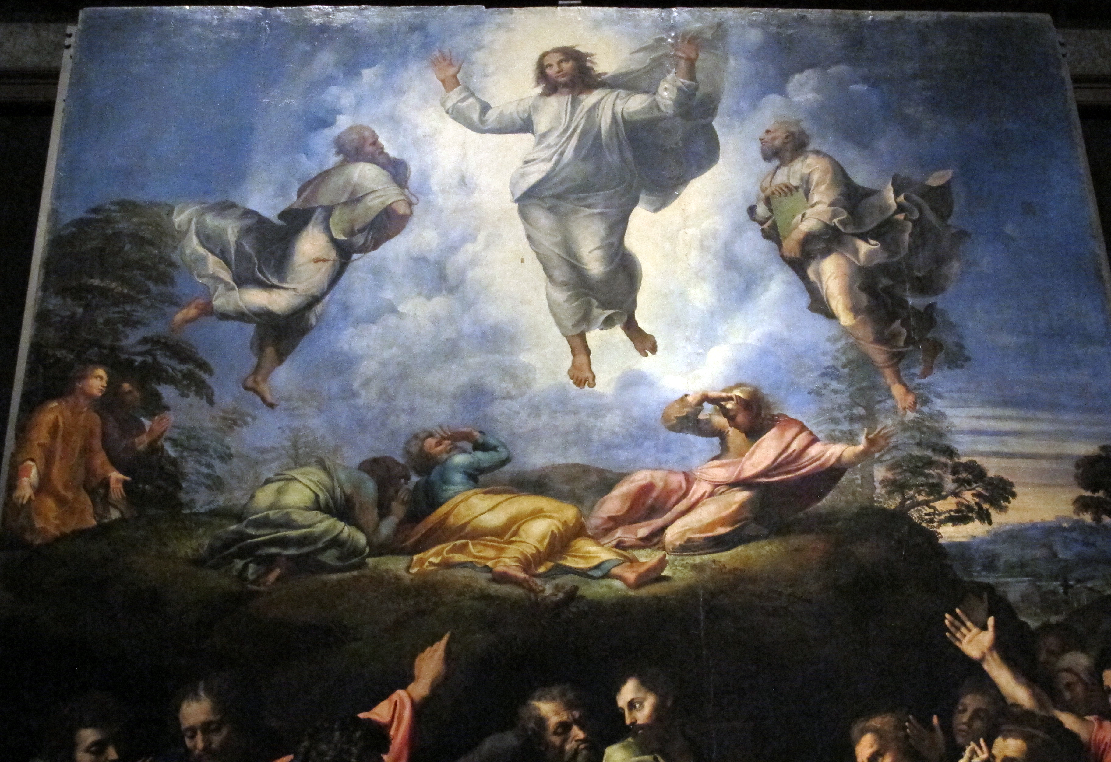Image Result For The Transfiguration Of