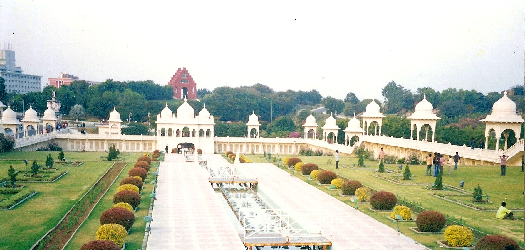Mughal Garden Ramoji Film City