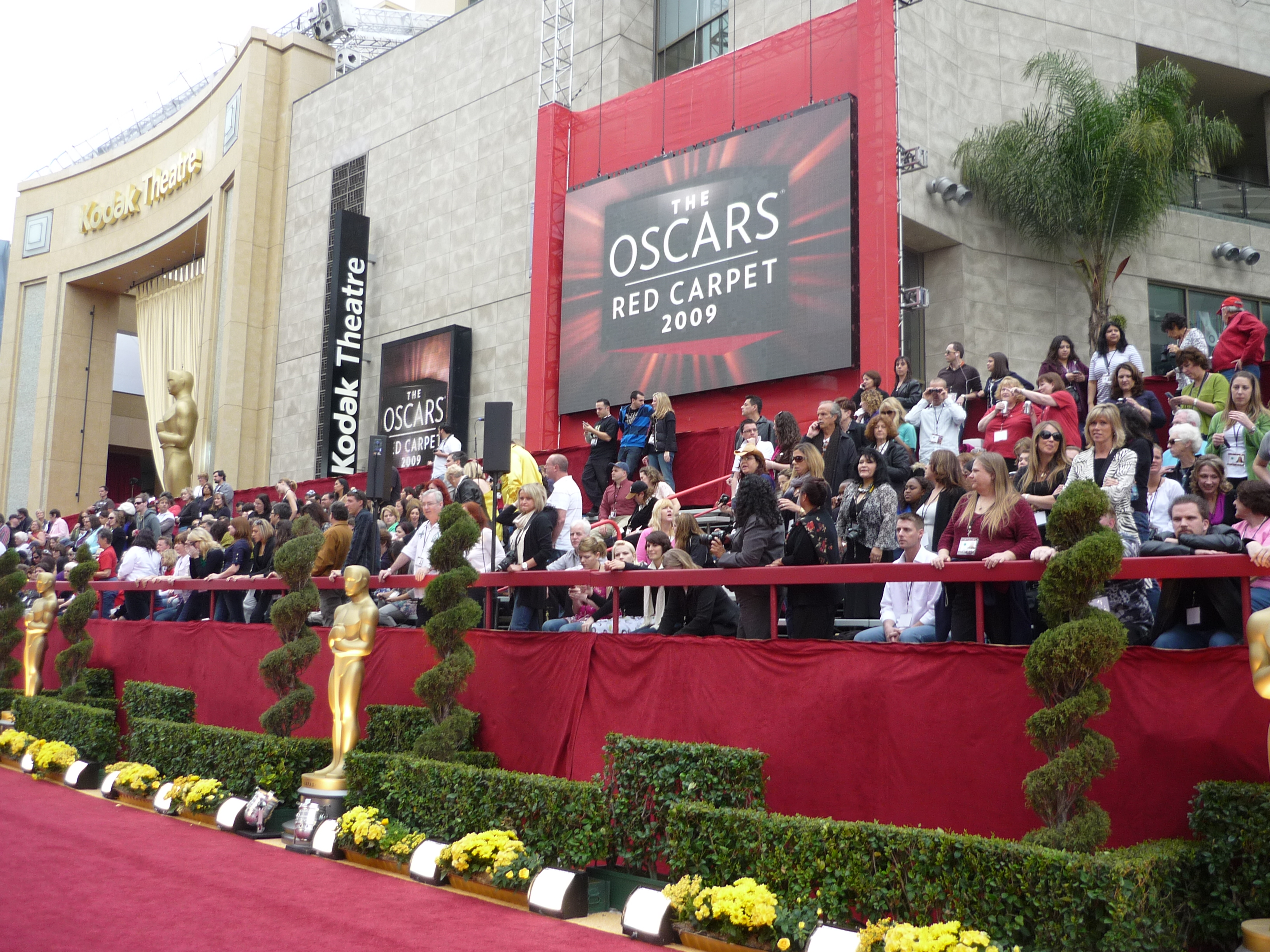File:Red carpet Academy Awards 2009.jpg - Wikimedia Commons