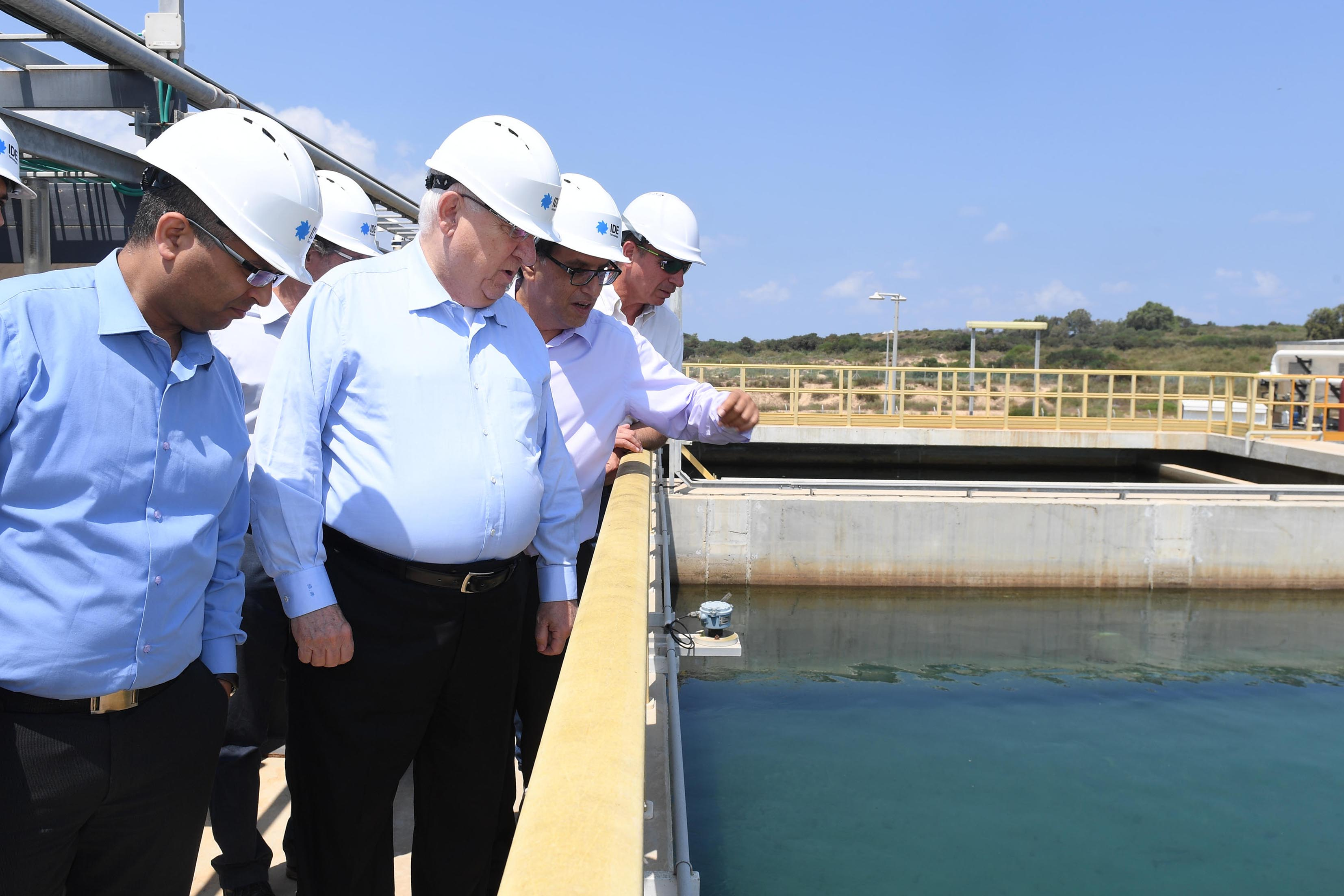Desalination: Part of the Water Crisis Solution?